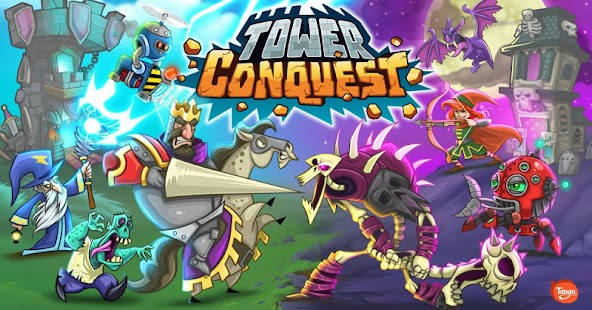 %name Tower Conquest v17.02.03g Mod APK + DATA