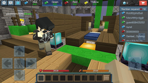 Bed Wars 1.2.11 screenshots 3