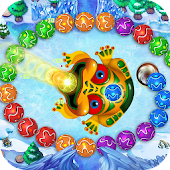 Marble Bubble - Christmas game