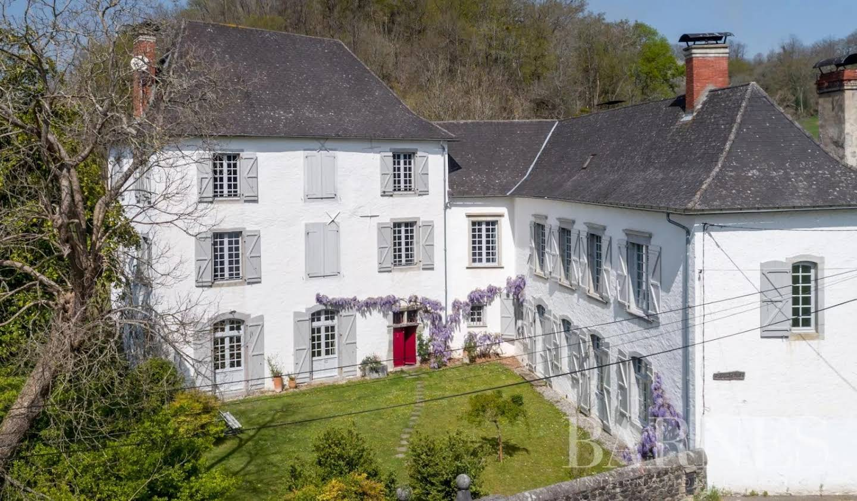 Château Mauleon soule