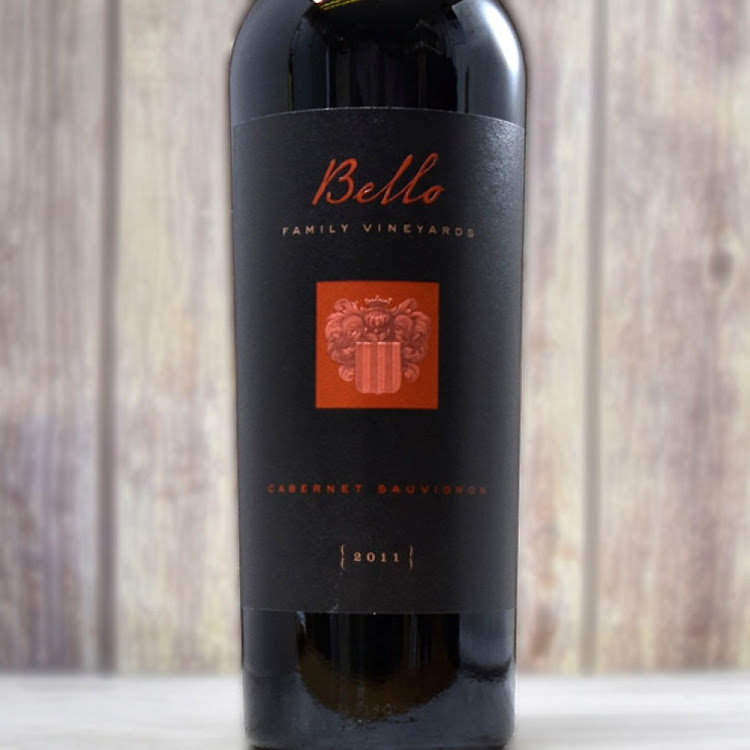 Logo for Bello Family Vineyards Cabernet Sauvignon