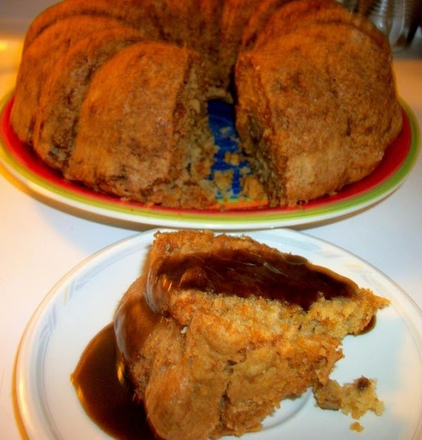 The Apple Barn Fresh Apple Pound Cake Recipe