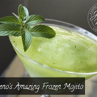 Geno's Most Amazing Frozen Mojito.