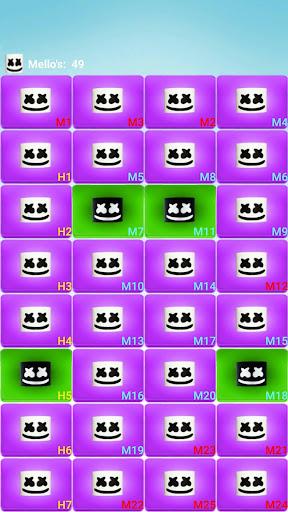 Marshmello Alone Launchpad screenshot