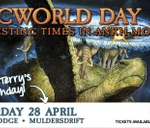 Discworld Day 2018 - Interesting Times in Ankh-Morpork : La Vue Guest Lodge & Function Venue