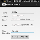 Da Wife Notifier
