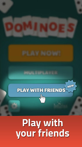 Domino: Play Free Dominoes Android App Screenshot