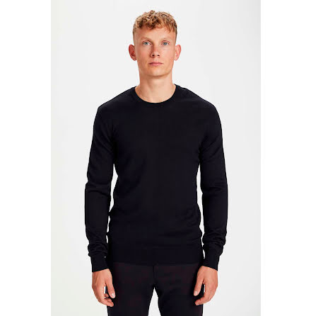 Matinique Leon pullover dark navy