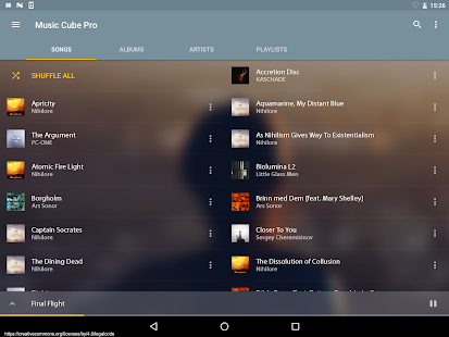 Music Cube - Pro Music Player Screenshot