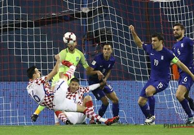 Kalinic est renvoyé de la sélection croate