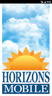 Horizons FCU Mobile- screenshot thumbnail