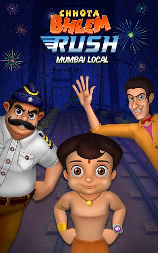 Chhota Bheem Surfer  - Mumbai 1.12 screenshots 1