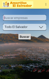 Amarillas El Salvador- screenshot thumbnail