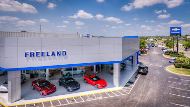 Photo: Freeland Chevrolet - Nashville, TN Photo by Bruce Cain - Elevated Lens Photography