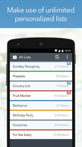 My Grocery List - Shop & ToDo screenshot 4