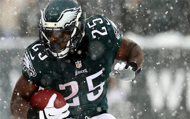 LeSean McCoy Themes & New Tab
