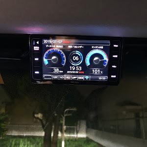 """ムーヴカスタム LA150S RS""""ハイパーSAIII""""のカスタム事例画像 すぎちゃん@30ヴェル乗りさんの2019年07月08日20:02の投稿"""