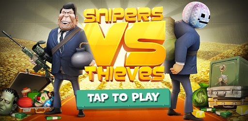 Snipers vs Thieves: FPS Clash for PC