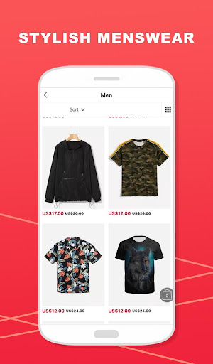 SHEIN-Fashion Shopping Online 6.3.4 screenshots 5