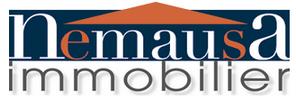 Logo de NEMAUSA IMMOBILIER
