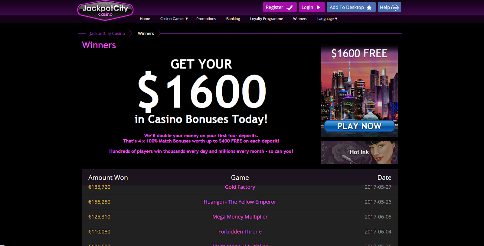 Jackpot-city-sign-up-bonus