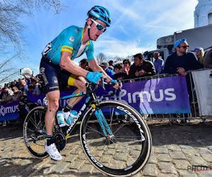 Fin de parcours pour Matti Breschel
