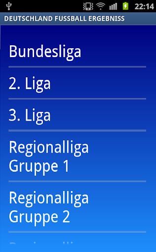Deutschland Fussball Ergebniss
