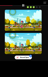 Infinite Differences – Find the Difference Game! 9