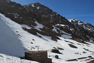 Photo: vistas desde el refugio