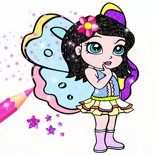 Surprise Dolls Fairy Coloring Pages Google Play De Uygulamalar