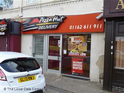 Pizza Hut Delivery On Melton Road Pizza Takeaway In City