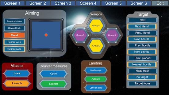 LEA Extended Input (gamepad) screenshot