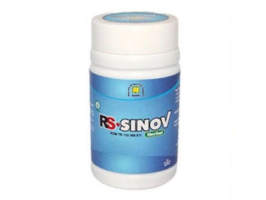 RS SINOV asli original nasa RSSINOV herbal osteoporosis sakit radang sendi tulang keropos nyeri