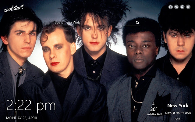 The Cure HD Wallpapers Punk Rock Music Theme