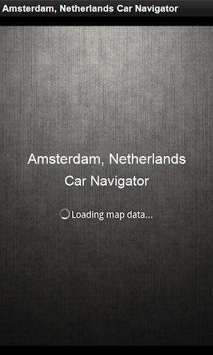 GPS Amsterdam Netherlands