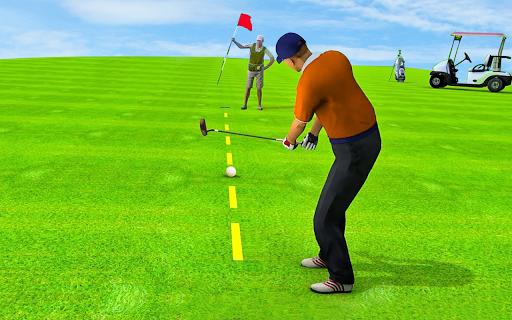 World King golf Expert Clash master challenges 3D screenshots 2