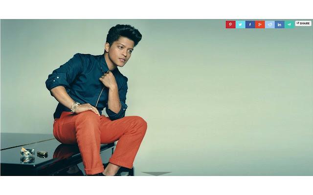 Bruno Mars Tab