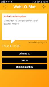 Wahl-O-Mat 10.0.37 Mod APK (Unlimited) 2