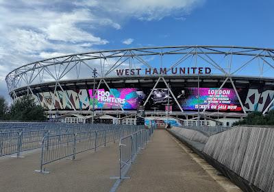 West Ham United bientôt dans le plus grand stade de Londres