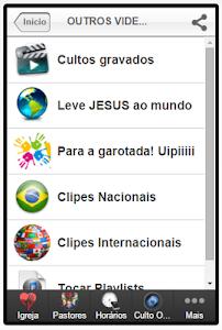 IEV - Igreja Evangélica Vida screenshot 9