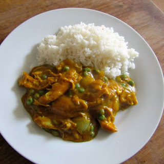 Chicken Leg Curry Rice Recipes
