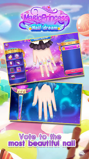 Magic Princess Nail Dream - screenshot
