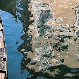 reflect peace by Sue Rickhuss - Transportation Boats (  )