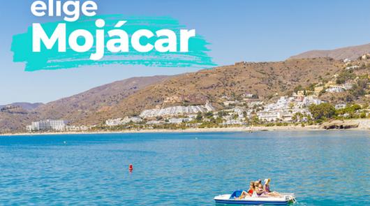 """Mojácar apuesta por la """"tranquilidad"""" para atraer visitantes este verano"""