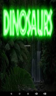 Dinosaur ROARS! - náhled