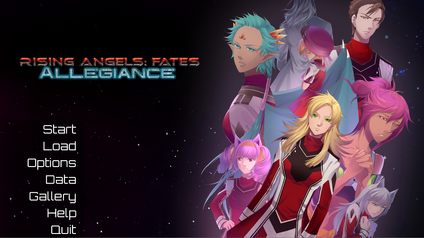 Rising Angels: Allegiance- screenshot
