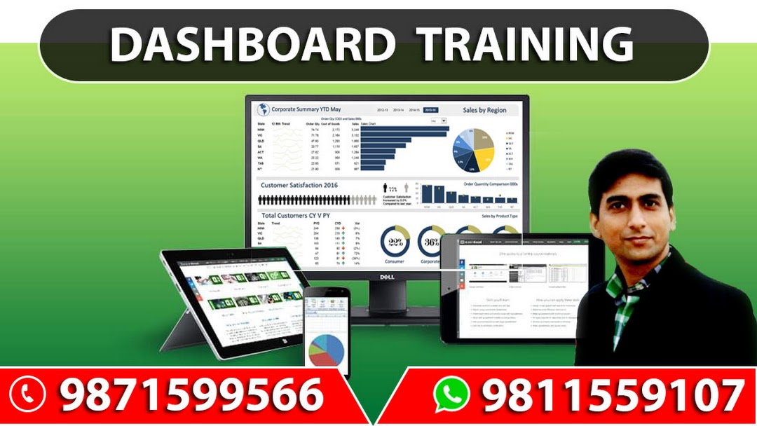 JK's Advanced Excel VBA Macro, Data Visualization Dashboard