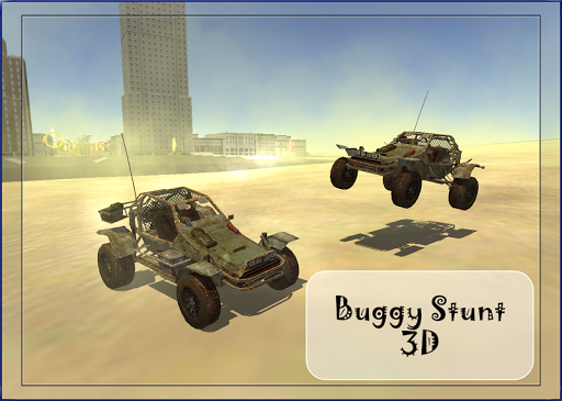 Buggy Stunt Drive 3D