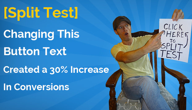 Split Test Results Show 30% Increase In Conversion Rate