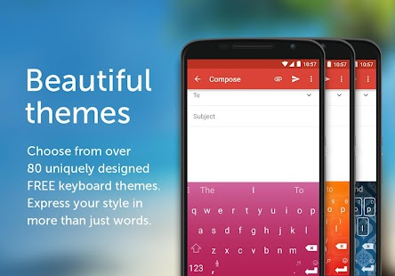 SwiftKey Keyboard for PC-Windows 7,8,10 and Mac apk screenshot 7